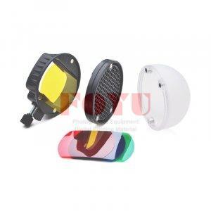 Speedlite Flash Accessories Kit With Universal Mount K3