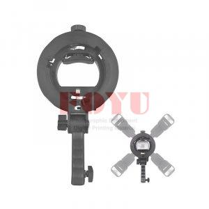 Handheld S Bracket Mounting Bowens For Speedlite Flash