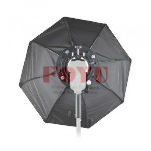 Softbox Quick-Assemble Para Umbrella Octagonal + Bracket Pro One 60 cm
