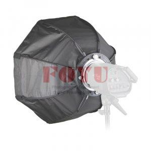 Softbox Quick-Assemble Para Umbrella Octagonal Studio Flash Pro One 60 cm