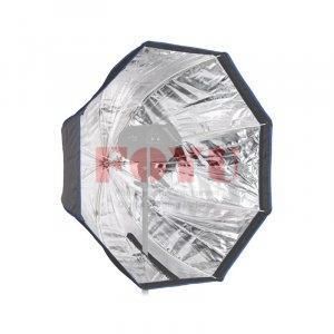 Softbox Umbrella Octagonal Pro One Diameter 95 cm