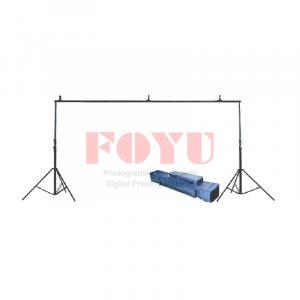 Paket Outdoor Background Stand 2,5×3 Meter BS21
