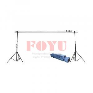 Paket Outdoor Background Stand 3,5×3,5 Meter BS22