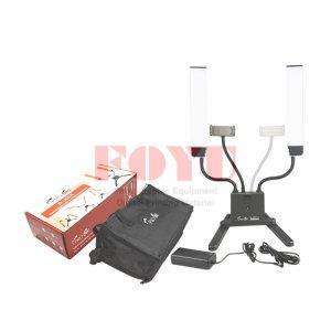 Professional LED Bi-Color Dual Bar Glam Light Pro One D-45X II