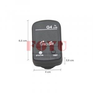 G4 2.4GHz Wireless Transmitter For Pro One Speedlite Flash