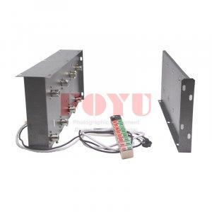 Motor Expander Background Elektrik Isi 8 Slot Bar Dengan Cable Remote MB-08