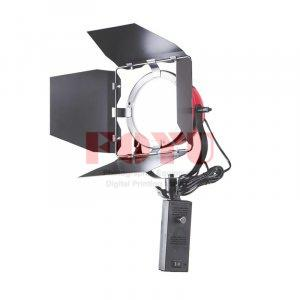 LED Red Head Studio Light With Color Fiter Pro One RH-500L