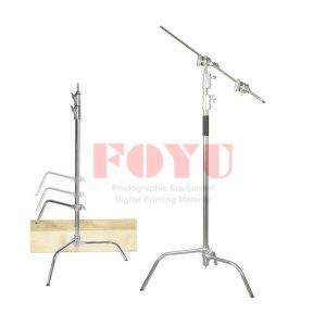 Professional Light C Stand With Boom Arm and Sliding Leg Extend S32