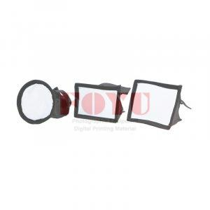 Softbox Kit For Speedlite Camera Flash
