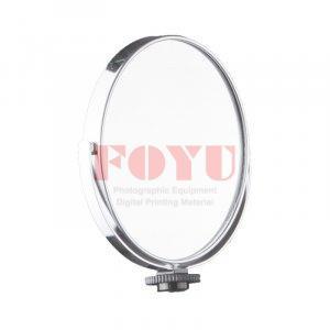 Cermin Dua Sisi Diameter 15 cm Untuk Ring Light