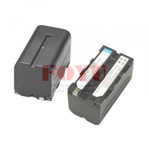 Baterai Lithium-ion NP-F750 For Video Light and Handycam