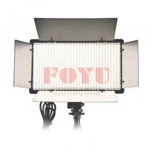 Professional LED Bi-Color Light Panel With Barndoor Pro One PV-36B