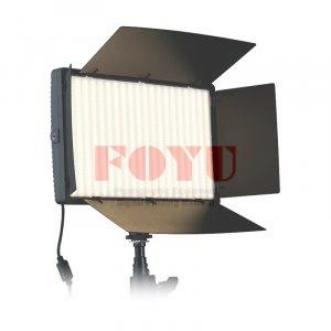 Professional LED Bi-Color Light Panel With Barndoor Pro One PV-65B